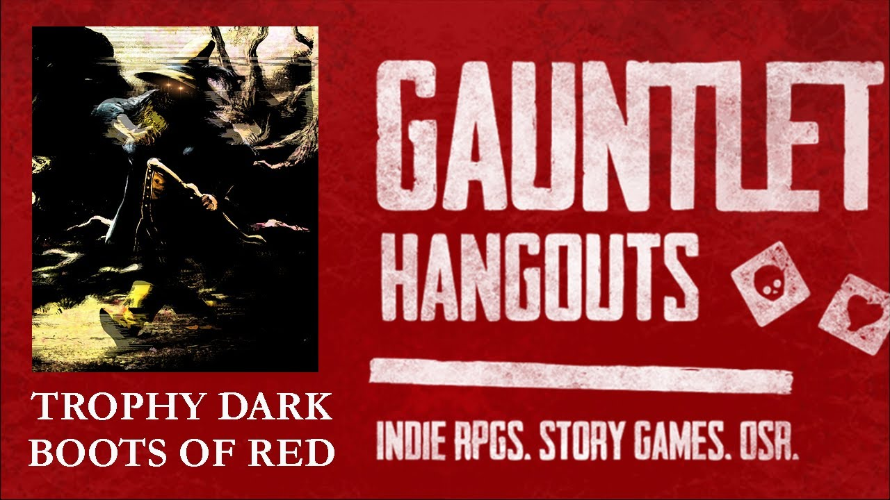 Trophy Dark: Boots of Red (2/2)