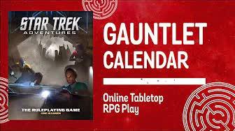 Gauntlet   Star Trek   May 2021   SD 480p