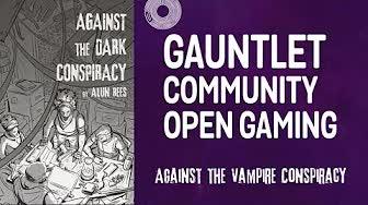 GCOG: Against the Vampire Conspiracy