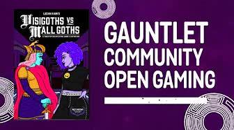 GCOG: Visigoths vs Mall Goths